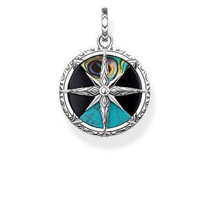 Thomas Sabo Jewellery Pendant Compass Small PE833-980-7