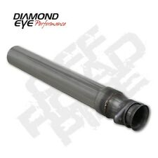 """Diamond Eye 164005 3.5"""" Intermediate Pipe, SS, Off-Road, For 94-97 Ford"""