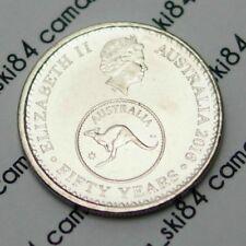 2016 Australian 5c Five Cent Coin Changeover 50th Anniversary EX-Bag UNC