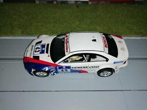 Carrera Digital 132 Umbau BMW M3 GTR / E 46 / Autoart