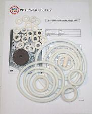 1965 Gottlieb Flipper Pool Pinball Rubber Ring Kit