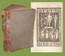 Girolamo Angeriano Erotopaegnion sive Priapeia trastulli amorosi 1798 Patris