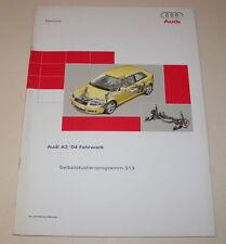 Audi A3 Fahrwerk - SSP 313 -  Stand 2003!