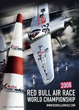 Red Bull Air Race World Championship 2008 (DVD, 2009) *NEW & SEALED*