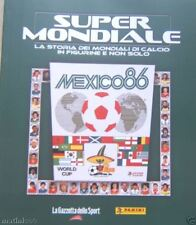 SUPERMONDIALE=MEXICO 86=RIPRODUZIONE ALBUM PANINI=MARADONA SOPRA TUTTI
