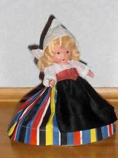 Nancy Ann Storybook Doll ~ #27 Dutch w/MS, PT & JT