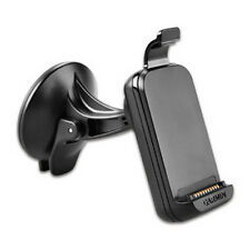 Car Suction Mount Bracket Holder Cup Cradle Clip speaker Garmin GPS nuvi 3490LMT