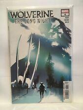 Wolverine Long Night #4 NM- 1st Print Marvel Comics