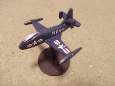 Built 1/144: American VOUGHT F6U-1 PIRATE Fighter Aircraft US Navy