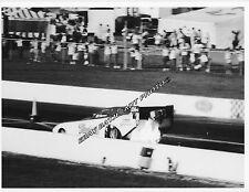 R.C.SHERMAN RAYBESTOS TRANS AM NITRO FUNNY CAR NHRA DRAG RACING PHOTO