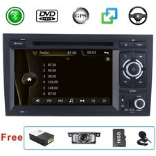 Fit Audi A4 S4 RS4 B6 Car DVD DAB Radio HeadUnit Stereo GPS Sat Navi Map Canbus