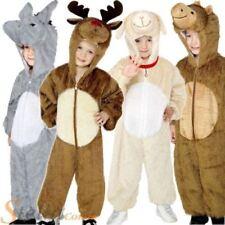 Disfraces de niño de poliéster, de animales y naturaleza