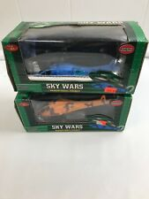 2 Micro Sky Wars RC Helicopters Easy to fly rechargeable N09-5