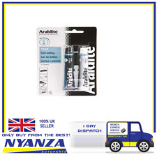 ARALDITE STEEL STRONG CONTACT ADHESIVE 2 TUBE
