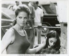 CLAUDIA CARDINALE 1969  VINTAGE PHOTO ORIGINAL