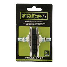 V Brake Cartridge fit Shimano XTR XT 70mm High Performance Brake Pads by raceTi