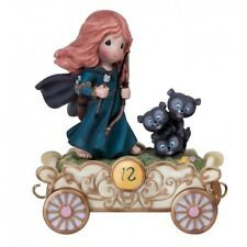Precious Moments Disney Princess Parade  Birthday Train Age 12 Merida Brave
