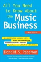 All You Need to Know About the Music Business, Hardcover by Passman, Donald S...