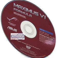 ASUS Maximus VI Formula MOTHERBOARD AUTO INSTALL DRIVERS M3113