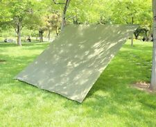 3 X 3M Rain Tarp Shelter for Canopy Hammock Outdoor Camping Sun Shade Camper