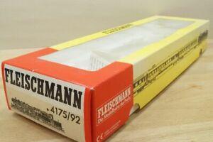 Ho Fleischmann 4162/93 Empty Box for Steam Locomotive Tender Br 50 Sondermod