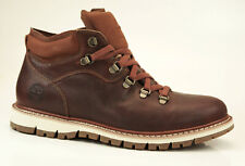 Timberland Britton Hill Fleece Boots Waterproof Lace Up Men Shoes A1JIZ