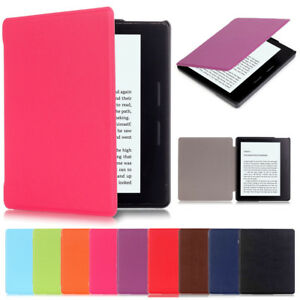 For Amazon Kindle Oasis E-reader 7'' 9th 8th Gen Slim Smart Leather Case Cover