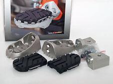 SW Motech Fußrasten-Kit für Honda XRV 650/750 (87-03) XL600V (87-96) CRF1000L