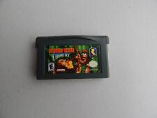 Donkey Kong Country Game Cartridge! Nintendo Game Boy Advance GBA