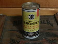 Pristine Bottom Opened Gettleman Original $1000 Pull Top Beer Can (Usbc#104-27)