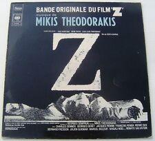 Z . MIKIS THEODORAKIS . (BO ,OST) . LP