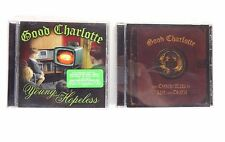 Lot (2) GOOD CHARLOTTE: The Young & the Hopeless; The Chronicles of Life & Death