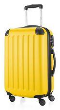 Hauptstadtkoffer Spree 49l gelb Hartschale Koffer Bordgepäck Reisekoffer Trolley