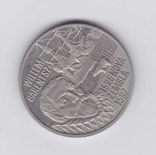 """EURO Vorläufer 1996 - Sammlermünze Niederlande """"Wilhelm Barentsz"""" -"""