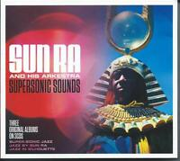 Sun Ra And His Arkestra - Supersonic Sounds (3CD 2017) NEW/SEALED