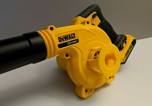 DeWalt 20V Jobsite Blower Intake Guard - DCE100 DCE100B
