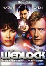 Wedlock (1991) [New DVD] Checkpoint, Sensormatic