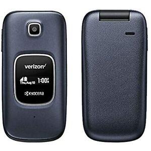 Kyocera  S2720 Cadence LTE Blue Verizon Wireless Prepaid