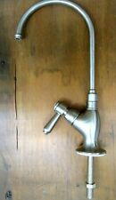 ROHL A1635LPSTN Country Kitchen C-spout Filter Faucet Satin Nickel