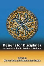 Designs for Disciplines: An Introduction to Academic Writing