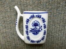 Antique porcelain sipping Spa mug - Czechoslovakia