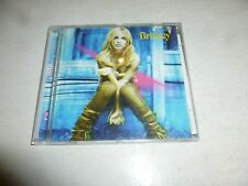 BRITNEY SPEARS - Britney - 2001 UK 14-track CD album
