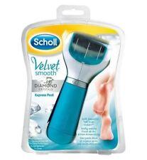 Set blu in plastica per manicure e pedicure