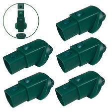 5 x Elektro Adapter passend für Vorwerk Kobold 119 120 121 122 und Tiger 250 251