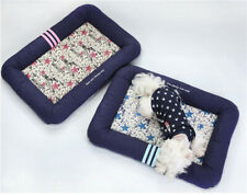 Cat Dog Cooling mat Sofa Bed Cushion for Medium large Dogs Free shipping