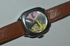 Vintage Tinkerbell Disney Watch Model MU1349 SIIO Quartz Unisex 30mm Works Fine