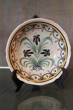 Saladier en faïence de Nevers début 19e earthenware salad bowl