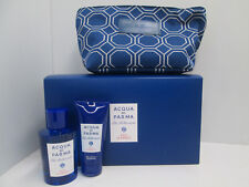 """ACQUA DI PARMA-FICO DI AMALFI"" PROFUMO EDT 150ml SPRAY+GEL DOCCIA 75ml+BEAUTY"