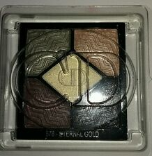 Dior 576 Eternal Gold 5 Couleurs Eyeshadow Palette Christmas Limited Editon BN