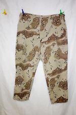 NATO Digital Desert Camouflage Trousers Large Regular